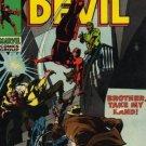 Daredevil #47 Brother Take My Hand c.1969