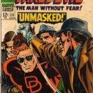 Daredevil #29 Unmasked c.1967