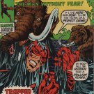 Daredevil #66 Trapped in The Tar Pits of Death c.1969