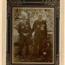 G.A.R. Event Photo, Two Civil War Veterans c.1895