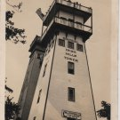 Irish Hills Michigan Card, Original Irish Hills Tower, Real Photo c.1927
