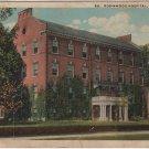 Toledo Ohio Postcard, Robinwood Hospital and Grounds, Full Color c.1919