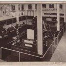 Cleveland Ohio Postcard, Great Lakes Exposition Standard Oil Co. Souvenir, Black & White c.1937