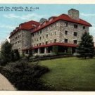 Asheville North Carolina Postcard, Grove Park Inn, Full Color c.1930
