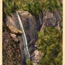 Lake Lure North Carolina Postcard, Hickory Nut Falls, Full Color c.1930