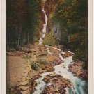 Oregon Postcard, Wah-Kee-Na Falls, Columbia River Highway, Full Color c.1937