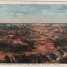 Grand Canyon National Park Arizona Postcard, Hopi Point, Fred Harvey c.1926