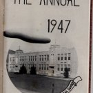 Downsville Central School Yearbook, Delaware County N.Y., Near Pepacton Reservoir c.1947