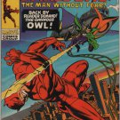 Daredevil #80 The Ominous Owl  c.1971