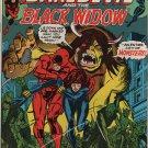 Daredevil #96 DD & Black Widow, Legion of The Lost c.1973