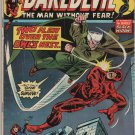 Daredevil #116 Black Widow, Two Flew Over The Owl's Nest c.1974