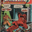 Daredevil #124 In The Clutches of The Copperhead c.1975