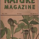 Nature Magazine, Jack-in-the-Pulpit, Green Hexom Cover c.1946