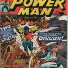 Luke Cage, Power Man #22 Return of Stiletto c.1973