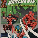 Daredevil #174 Elektra & Gladiator Fighting Army of Assassins c.1981