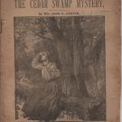 Cedar Swap Mystery, Jane Austin, Leisure Hour Library 14 c.1901