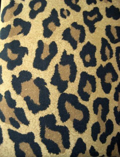 Ralph Lauren ARAGON Leopard Animal STANDARD PILLOWCASES