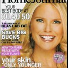 LADIES' HOME JOURNAL MAGAZINE JULY 2009 CHRISTIE BRINKLEY