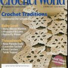 CROCHET WORLD MAGAZINE FEBRUARY 2010