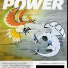 NINTENDO POWER MAGAZINE MARCH 2010 POKEMON HEARTGOLD