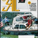 SAIL MAGAZINE MAY 2009 GREAT COASTAL CRUISES