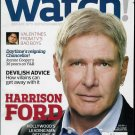 WATCH! MAGAZINE FEBRUARY 2010 HARRISON FORD
