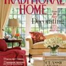 TRADITIONAL HOME MAGAZINE NOVEMBER 2008.