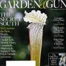 GARDEN & GUN MAGAZINE AUG/SEPT 2009 THE SECRET SOUTH