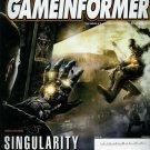 GAME INFORMER MAGAZINE 190 FEBRUARY 2009 SINGULARITY