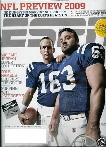 ESPN MAGAZINE SEPTEMBER 7, 2009 NFL PREVIEW 2009
