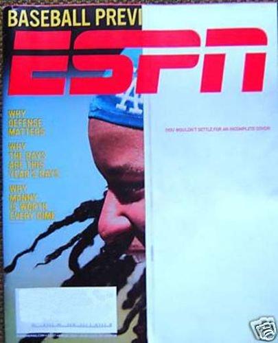 ESPN MAGAZINE APRIL 06, 2009 MANNY RAMIREZ
