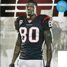 ESPN MAGAZINE NOVEMBR 30, 2009 ANDRE JOHNSON