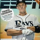 ESPN MAGAZINE MAY 18, 2009 EVAN LONGORIA, DANA WHITE
