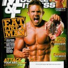 MUSCLE & FITNESS MAGAZINE JUNE 2009 DAVID KIMMERLE