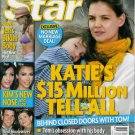 STAR MAGAZINE NOVEMBER 30, 2009 KATIE & SURI