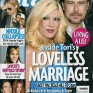 STAR MAGAZINE SEPTEMBER 14, 2009 TORI SPELLING