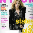NYLON MAGAZINE NOVEMBER 2009 RADIO NOWHERE