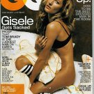 GQ MAGAZINE JULY 2008 GISELE BUNDCHEN