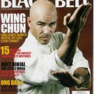 BLACK BELT MAGAZINE MAY 2010 WING CHUN, ONG BAK 2