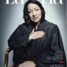 LATINA MAGAZINE DECEMBER 2009 SONIA SOTOMAYOR