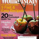 WOMAN'S DAY MAGAZINE SEPTEMBER 15, 2009