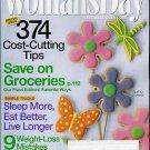 WOMAN'S DAY MAGAZINE APRIL 1, 2009