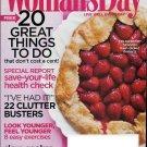 WOMAN'S DAY MAGAZINE JUNE 2, 2009