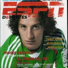 ESPN DEPORTES MAGAZINE JUNE / JULY 2009 ANDRES GUARDADO