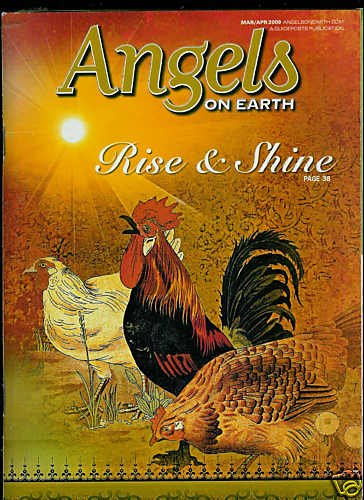 ANGELS ON EARTH MAGAZINE MARCH-APRIL 2009 RISE & SHINE