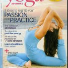 YOGA JOURNAL MAGAZINE AUGUST 2009 NICKI DOANE
