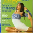 YOGA JOURNAL MAGAZINE MAY 2009 MINHEE CHA