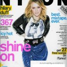 NYLON MAGAZINE JANUARY 2010 HILARY DUFF