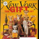 NEW YORK MAGAZINE NOVEMBER 23, 2009 THE GIFT LIST