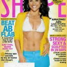 SHAPE MAGAZINE APRIL 2009. JULIA LOUIS-DREYFUS